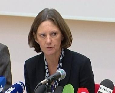 السفيرة البريطانية الجديدة لدى روسيا آن برينغل