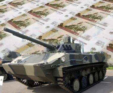 الطلبات العسكرية الروسية ستزيد عن مبلغ 50 مليار دولار