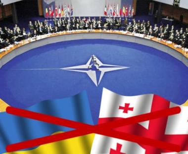 الولايات المتحدة اعترفت بعدم استعداد جورجيا واوكرانيا للعضوية في الناتو