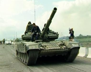 أوكرانيا: لجنة التحقيق البرلمانية تؤكد مد جورجيا بالسلاح حتى ما بعد الحرب