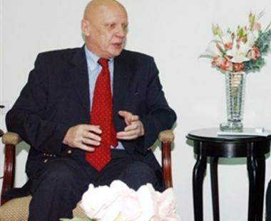 سلطانوف: روسيا تدعم اقامة منظومة امن جماعي في الخليج العربي