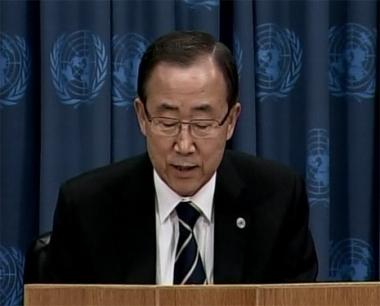 تقرير قاتم للأمم المتحدة عن الأوضاع بدارفور