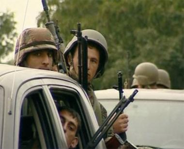 قوات خاصة جورجية رفضت القيام بأعمال تخريبية