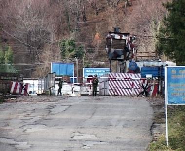 أبخازيا تتهم جورجيا بتنفيذ حملة إرهابية ضدها
