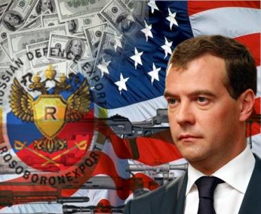 مدفيديف: أمريكا قامت بخطوة غير متبصرة