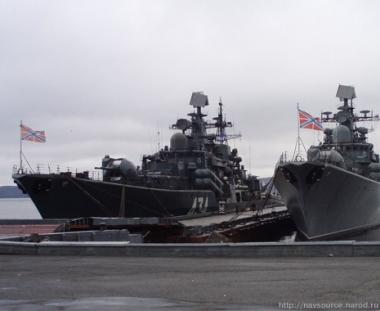 مناورات حربية روسية - تركية  في البحر المتوسط