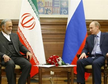 بوتين: للتعاون بين روسيا وايران افاق طيبة