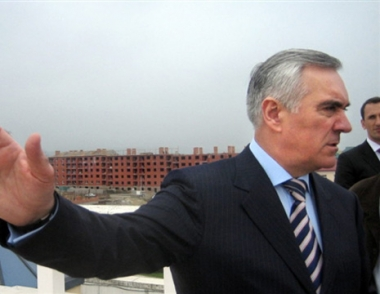الرئيس مدفيديف يقبل إستقالة رئيس جمهورية إنغوشيتيا