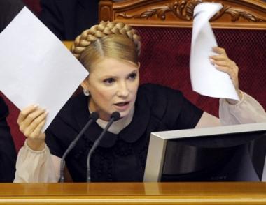 تيموشينكو: انضمام أوكرانيا إلى حلف الناتو يؤدي إلى انقسام البلاد
