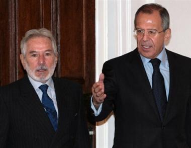 لافروف: روسيا لم تتلق أية إقتراحات من إيران حول إنشاء منطقة الأمن في القوقاز