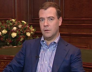 الوضع في القوقاز والازمة المالية العالمية في خطاب مدفيديف المرتقب امام البرلمان