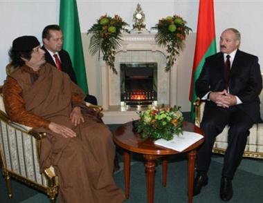 لوكاشينكو:بيلوروسيا وليبيا الى جانب عالم متعدد الاقطاب