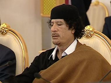 القذافي في أول زيارة إلى أوكرانيا.. تطوير للعلاقات الثنائية