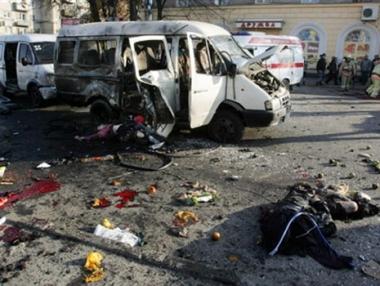 انتحارية تقف وراء تفجير الحافلة في أوسيتيا الشمالية