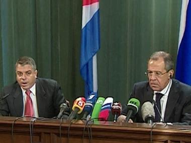 روسيا تعتزم تعميق تعاونها مع كوبا في المجال العسكري