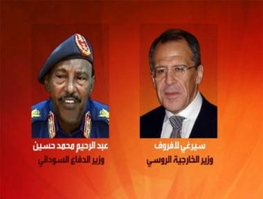 روسيا ترحب بإعلان السودان وقف إطلاق النار في دارفور