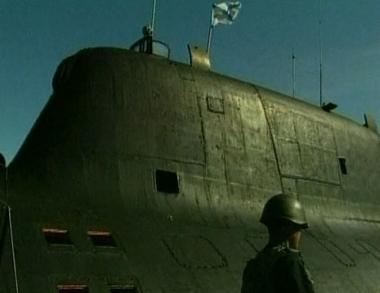 خطأ بشري وراء حادثة الغواصة النووية