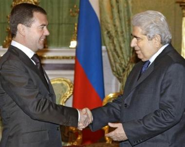 روسيا مستعدة لمساعدة قبرص في حل مشكلة شحة المياه