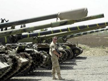 روسيا توافق على عبور التقنيات العسكرية الألمانية إلى أفغانستان