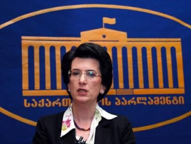 بورجانادزه تتزعم الحزب المعارض الجديد في جورجيا