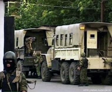 مقتل اثنين من افراد الشرطة الخاصة في اشتباك مع المقاتلين بداغستان