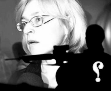 محققون لا يعرفون اسم المحرض على اغتيال صحفية روسية معروفة