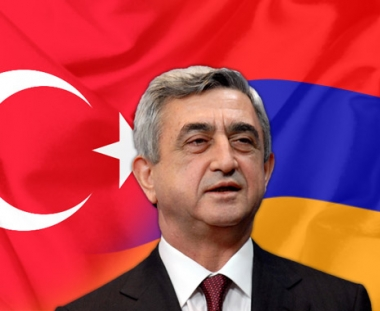 رئيس أرمينيا سيزور تركيا للمرة الاولى