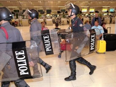 الخارجية الروسية تحذر السياح من التوجه إلى تايلند
