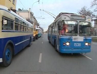 75 عاما على أول رحلة تروللي باص في موسكو