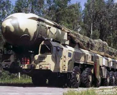 روسيا تجرب صاروخا باليستيا جديدا