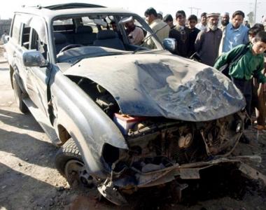 مقتل 10 اشخاص في هجوم انتحاري  في مدينة بانو الباكستانية