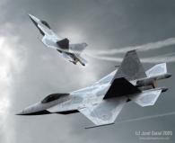 نموذج طاائرة الجيل الخامس
