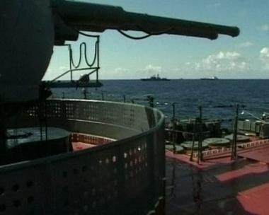 مناورات روسية فنزويلية في البحر الكاريبي