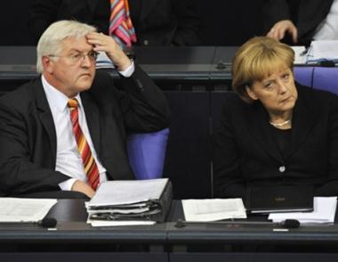ميركل ترفض تعجيل عملية إنضمام جورجيا وأوكرانيا إلى الناتو