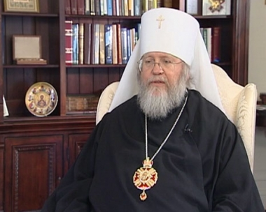 إيلاريون: ألكسي الثاني سيدخل تاريخ الكنيسة الأرثوذكسية
