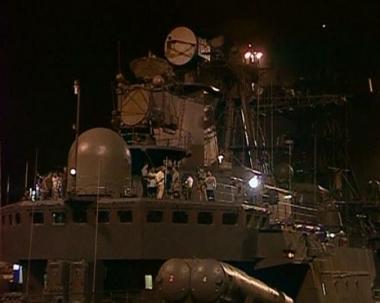 السفينة الروسية