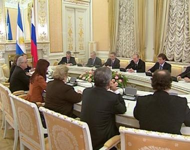 روسيا ترغب في تطوير التعاون مع الأرجنتين في مجال الفضاء