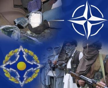 الناتو لا يريد التعاون مع  معاهدة الامن الجماعي