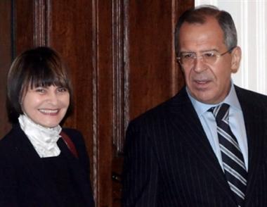سويسرا ستمثل مصالح روسيا في جورجيا