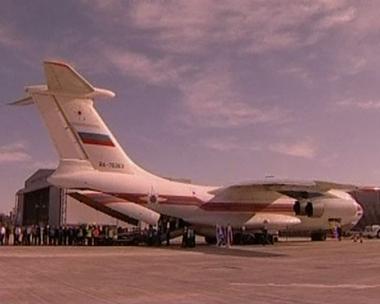 وصول طائرة محملة بجثامين ضحايا الحادث المروري في إسرائيل إلى بطرسبورغ