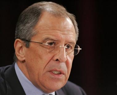 لافروف: روسيا مستعدة للتعاون مع الناتو على اساس متكافئ فقط
