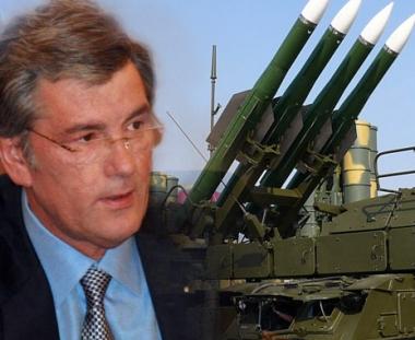 توريدات الأسلحة الأوكرانية الى جورجيا قد تؤدي الى سحب الثقة من الرئيس الأوكراني