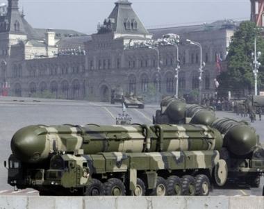 فشل تجربة إطلاق صاروخ باليستي روسي في البحر الأبيض