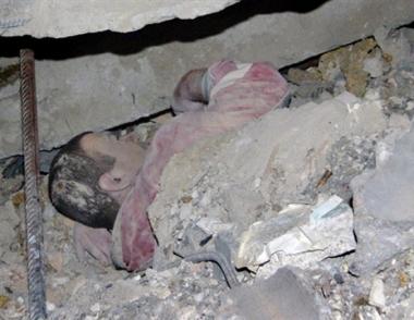 مصرع 27 شخصا في إنفجار أنابيب الغاز بأوكرانيا