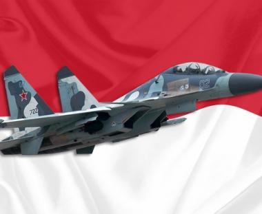 اندونيسيا تستلم مقاتلتين روسيتين من طراز