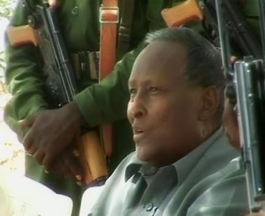 استقالة الرئيس الصومالي عبد الله يوسف