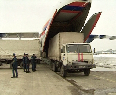 روسيا ترسل مساعدات إنسانية إلى غزة ومبعوثا الى المنطقة