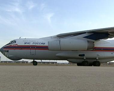 روسيا ترسل 24 طنا من المساعدات الانسانية الى غزة