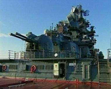 تدريبات روسية تركية مشتركة في البحر الأبيض المتوسط
