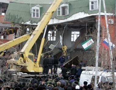 مقتل 7 اشخاص وجرح 18 آخرين في انفجار غاز بانغوشيتيا